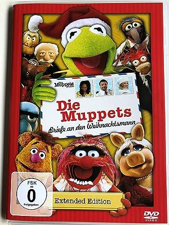 Amazon Com Die Muppets Briefe An Den Weihnachtsmann A Muppets