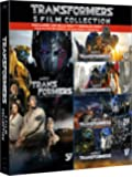Boxset Transformers (5 Blu-Ray)