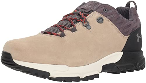 31860f26657 Under Armour Men's Brower Low Waterproof Hiking Boot, City Khaki ...