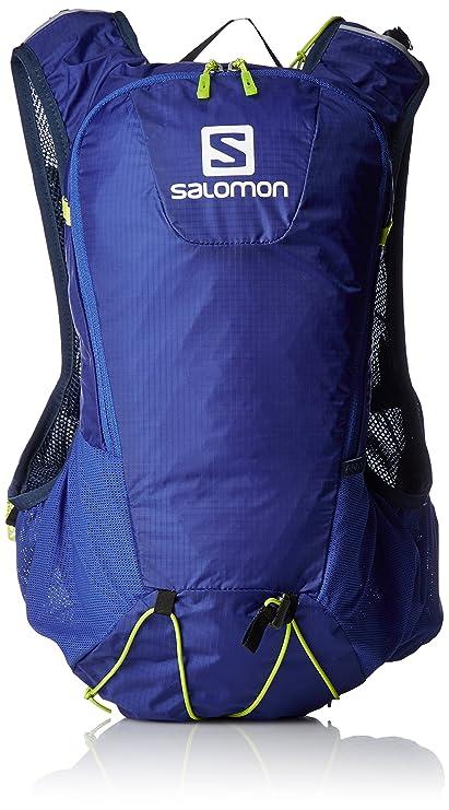 Salomon L39688200 Skin Pro Backpack, Blau, 10 L