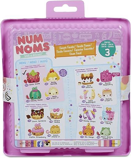 Num Noms- Starter Pack Series 3-Fresh Fruits Muñecos ...