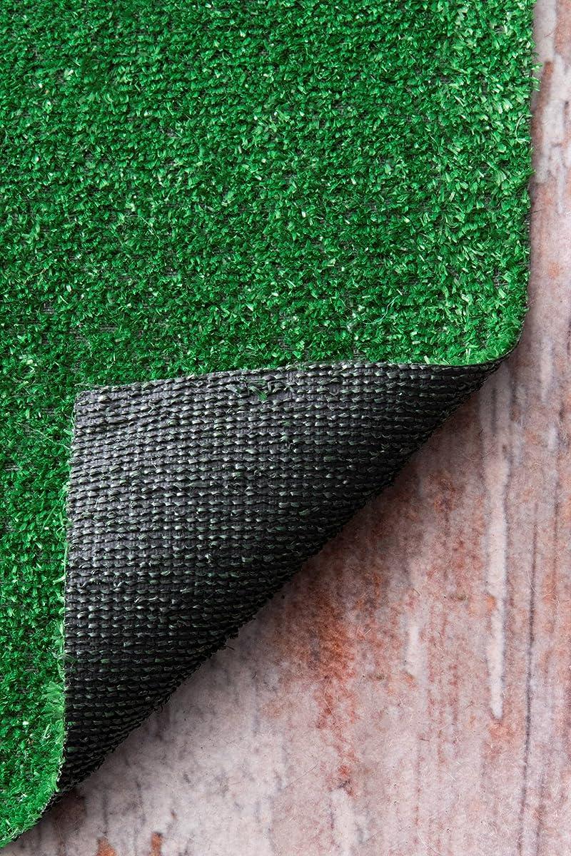 Artificial Grass Outdoor Lawn Turf Patio Rug