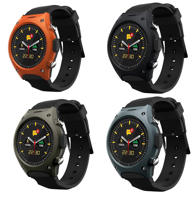 Takestop® Smartwatch mifree Q8 reloj pulsera Fitness Sport ...