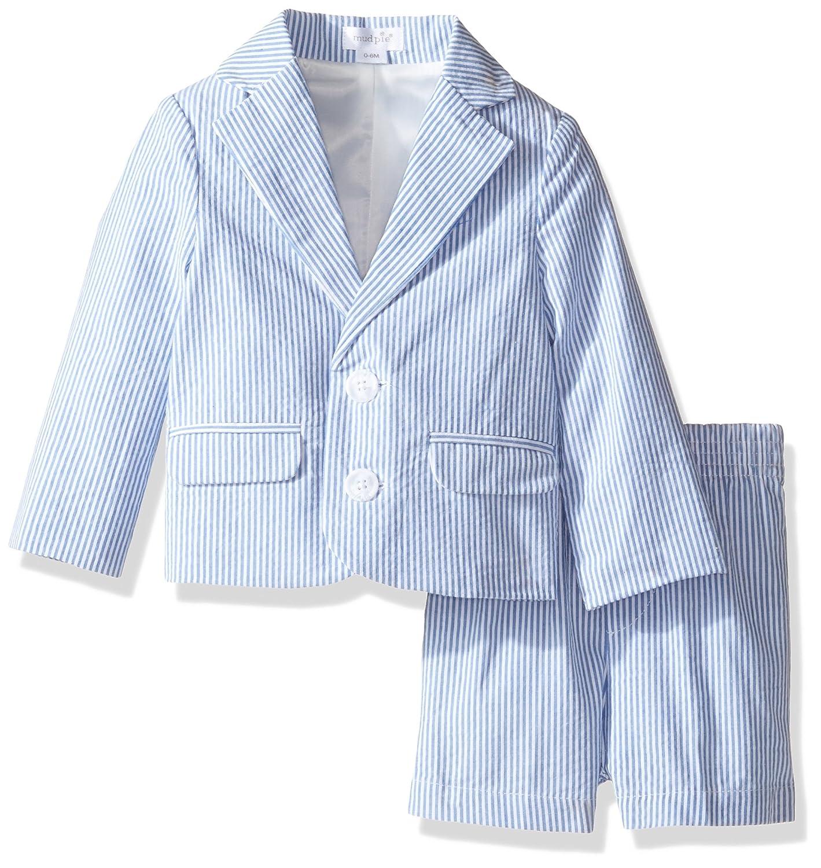 02cab6e93 Amazon.com  Mud Pie Toddler Boys Dress Suit Special Occasion  Clothing