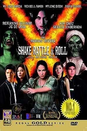 Amazon.com: Shake Rattle & Roll X - Philippines Filipino Tagalog DVD ...