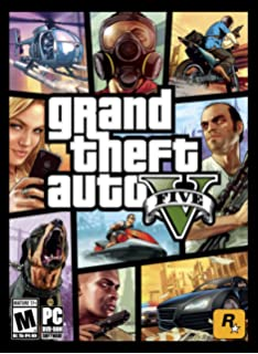 Amazon Com Grand Theft Auto V Playstation 4 Take 2 Interactive