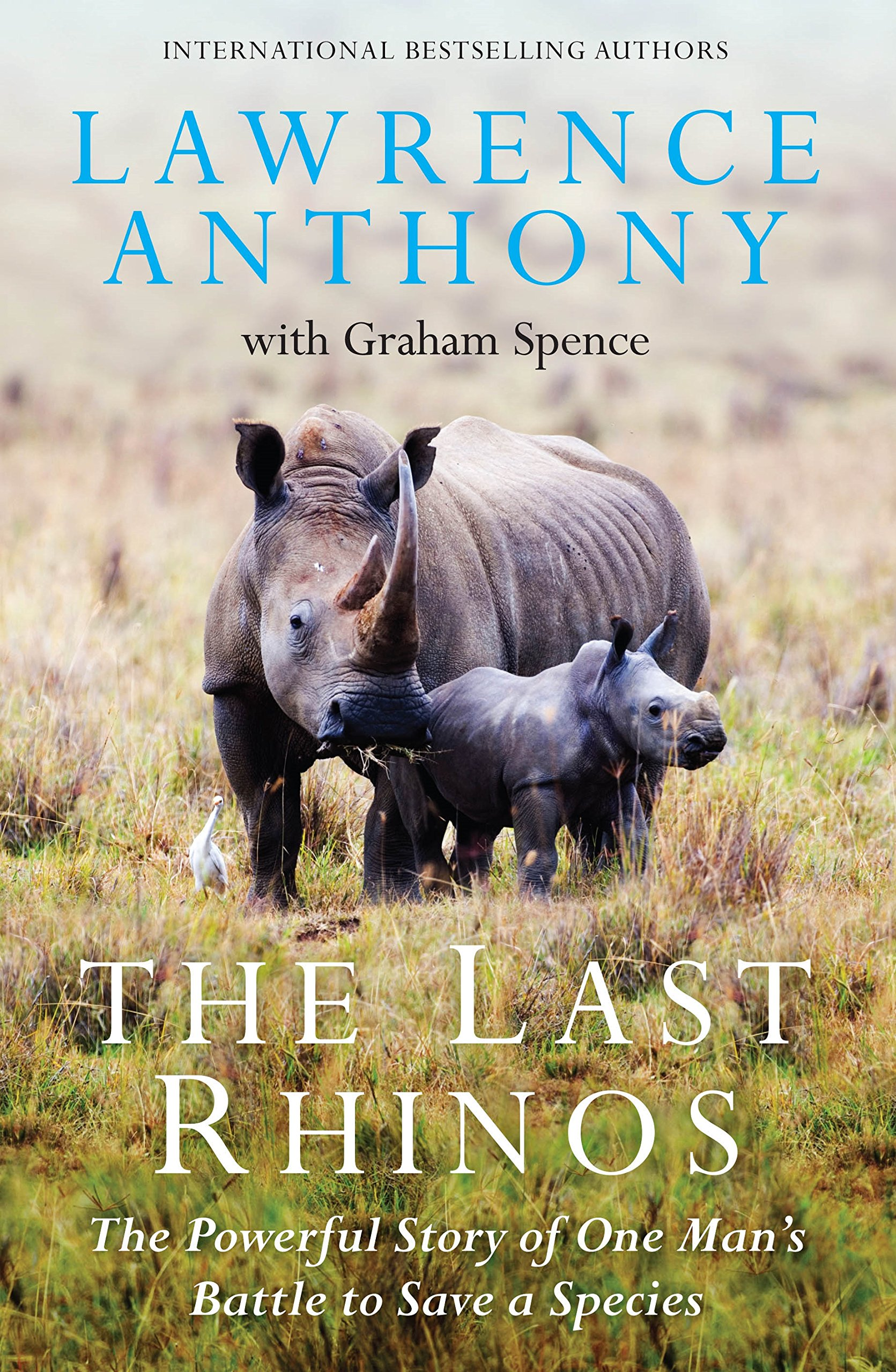 The Last Rhinos: The Powerful Story of One Man's Battle to Save a Species:  Lawrence Anthony: 9780283071706: Amazon.com: Books