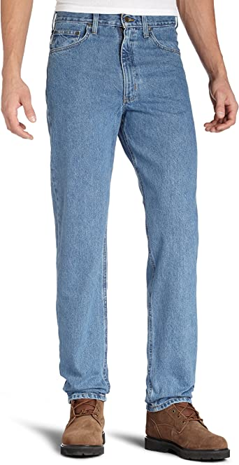 Carhartt Men S Relaxed Fit Tapered Leg Jean Regular And Big And Tall Sizes At Amazon Men S Clothing Store