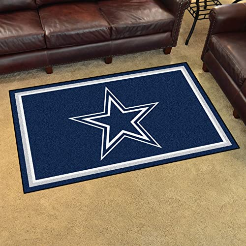 Fan Mats Dallas Cowboys Rug, 46 x 72