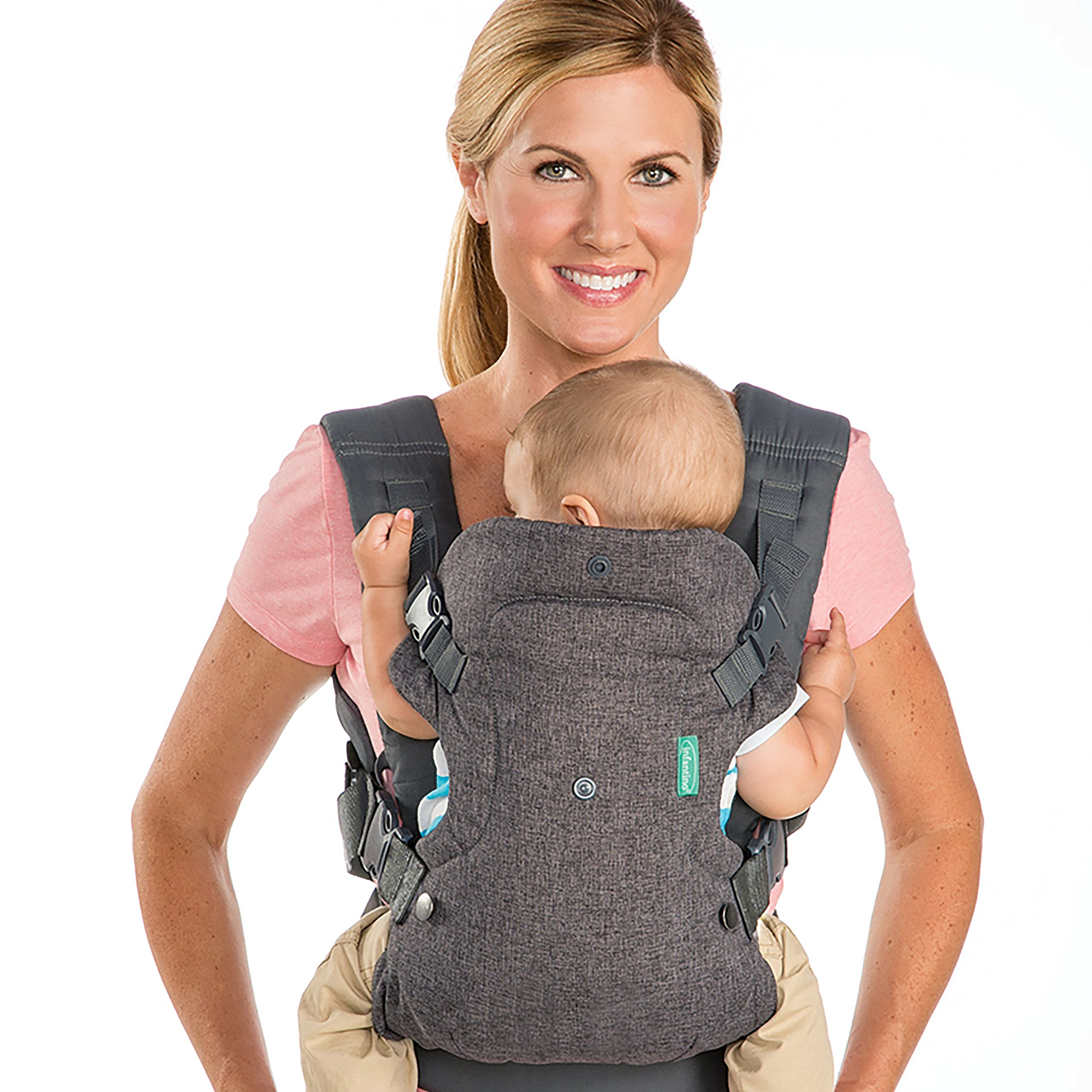 Infantino Flip 4-in-1 Convertible Carrier by Infantino (Image #9)