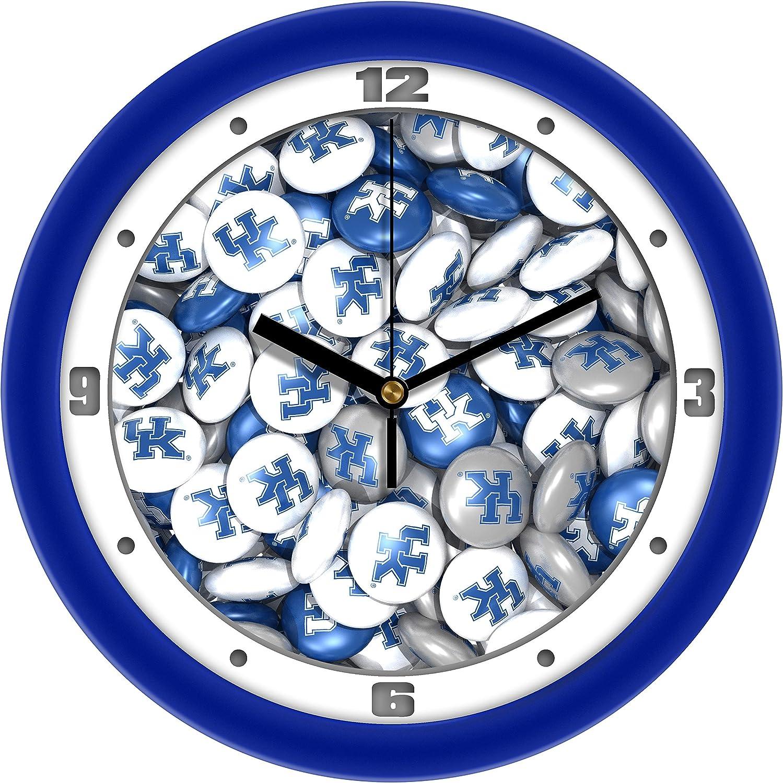 SunTime Kentucky Wildcats - Candy Wall Clock