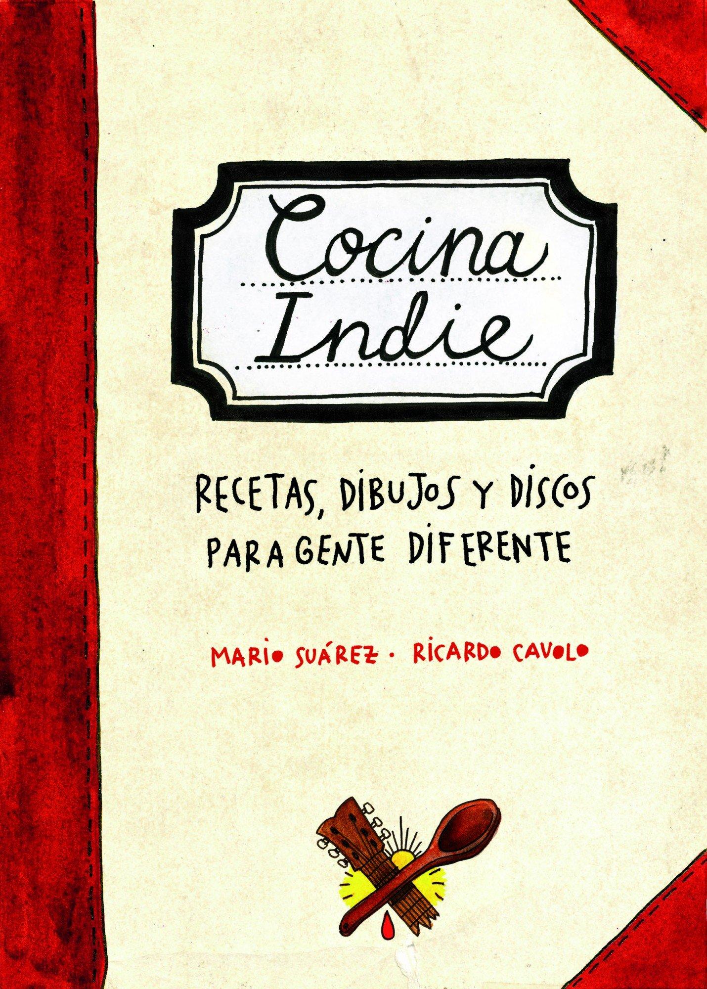 Cocina Indie - Los mejores libros de 2012
