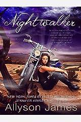 Nightwalker (Stormwalker Book 4) Kindle Edition