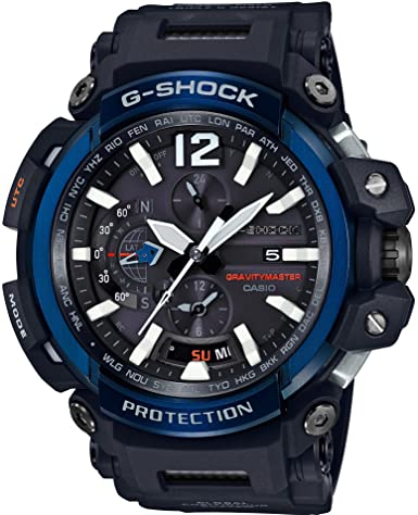 G-SHOCK GRAVITYMASTER Bluetooth equipped GPS hybrid Solar radio TOUGH MVT. GPW-2000-1A2JF Japan Import-No Warranty