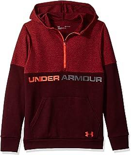 Under Armour Boys Armour Fleece 1//4 Zip Hoody Under Armour Apparel 1299344