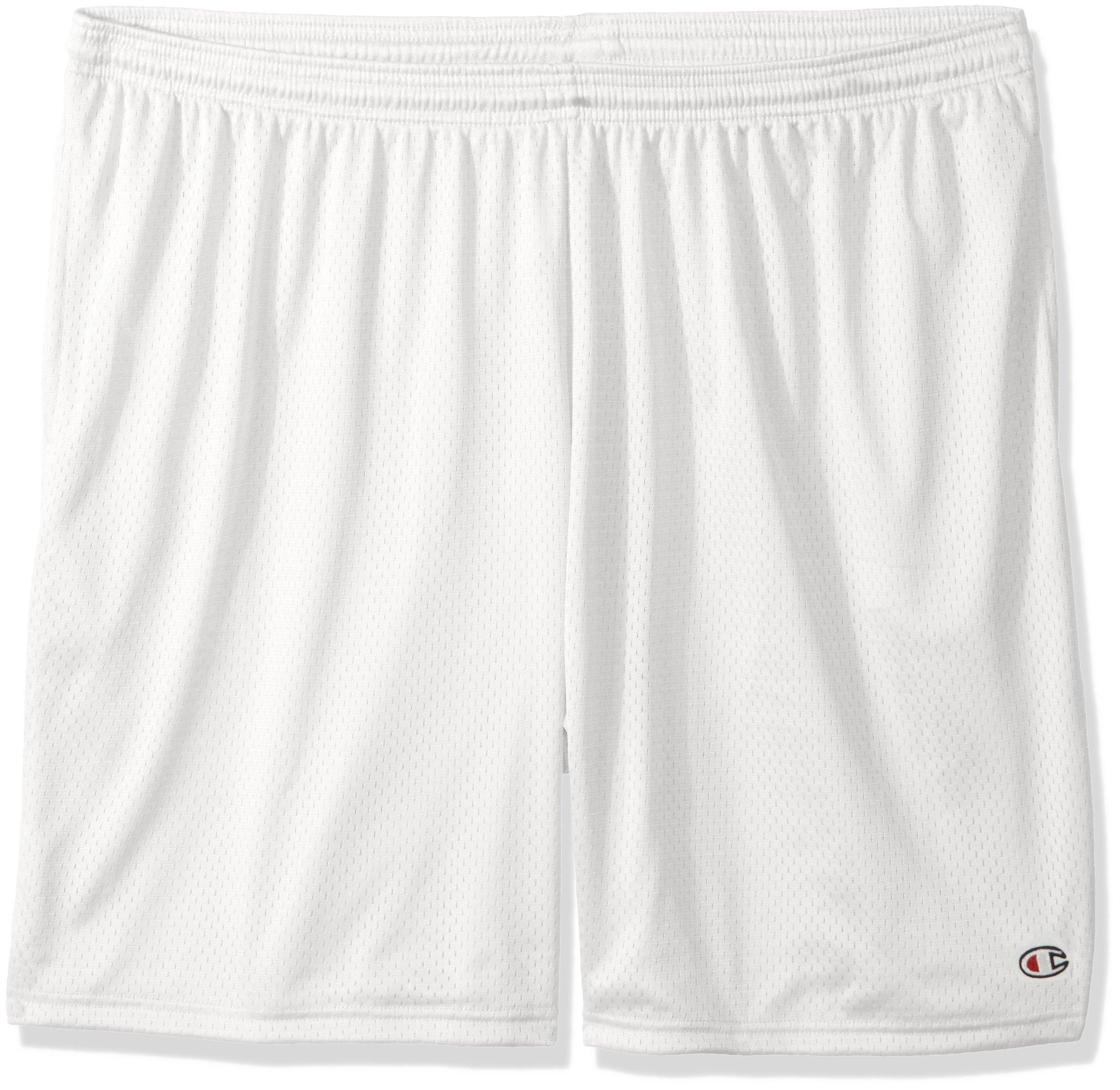 Champion Men's Long Mesh Short with