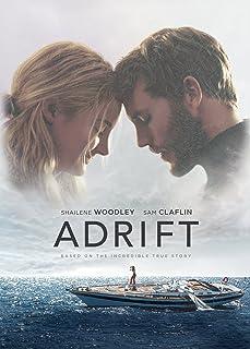 Book Cover: Adrift