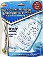 Wet Cell Phone Emergency Drying Kit - Reusable