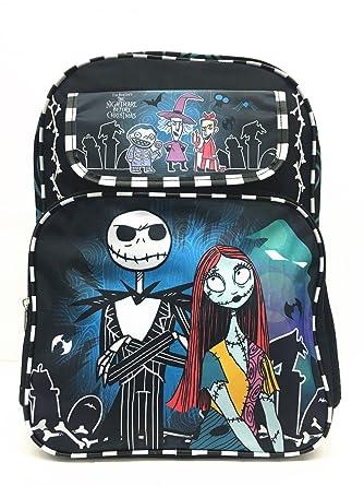 disney nightmare before christmas jack and sally large school backpack bag - Nightmare Before Christmas Backpack