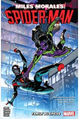 Miles Morales Vol. 3: Family Business (Miles Morales: Spider-Man (2018-)) Kindle Edition
