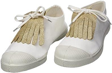 8cc65144f3e046 Bensimon PATTES MEXICAINES Bijoux de chaussures, or (or Doré) One Size