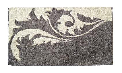 Tappeti Da Bagno Grandi Dimensioni : Saniplast damasco tappeto da bagno cotone vision 60x110x0.8 cm