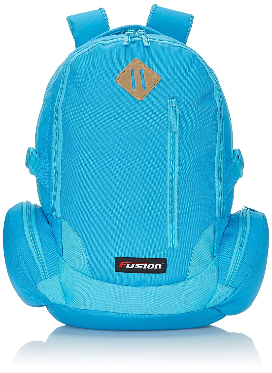 Fusion Blue School Backpack