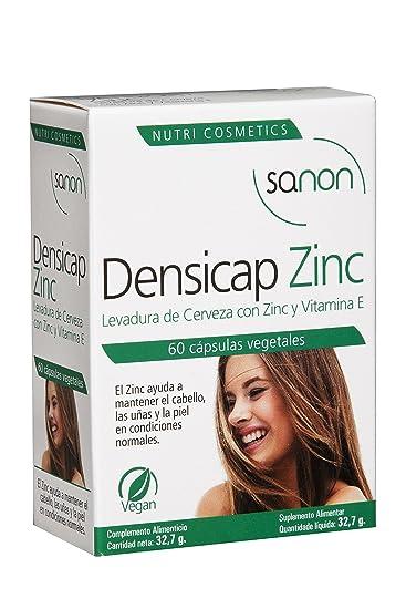 Sanon Nutricosmetica Dens Zinc 60Ca