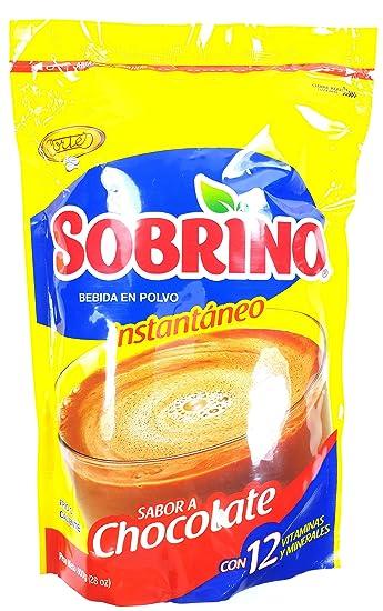 Sweet Dominican Sobrino Chocolate Powder Bag En Polvo