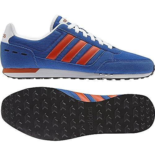 finest selection e0636 4a33a adidas Neo City Racer, Zapatillas para Hombre, (AzulEnergiNegbas), 39 EU  Amazon.es Zapatos y complementos