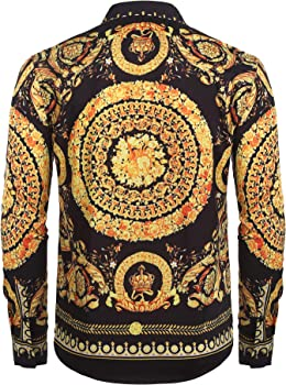 MENS BLACK SHIRT NEW PROM CRUISE WEDDING DRESS DOUBLE CUFF SHIRT BIG SIZES