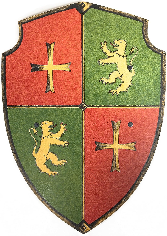 Estable del Escudo de Viking Redondas Juguetes manufactura del VAH 193 41 cm