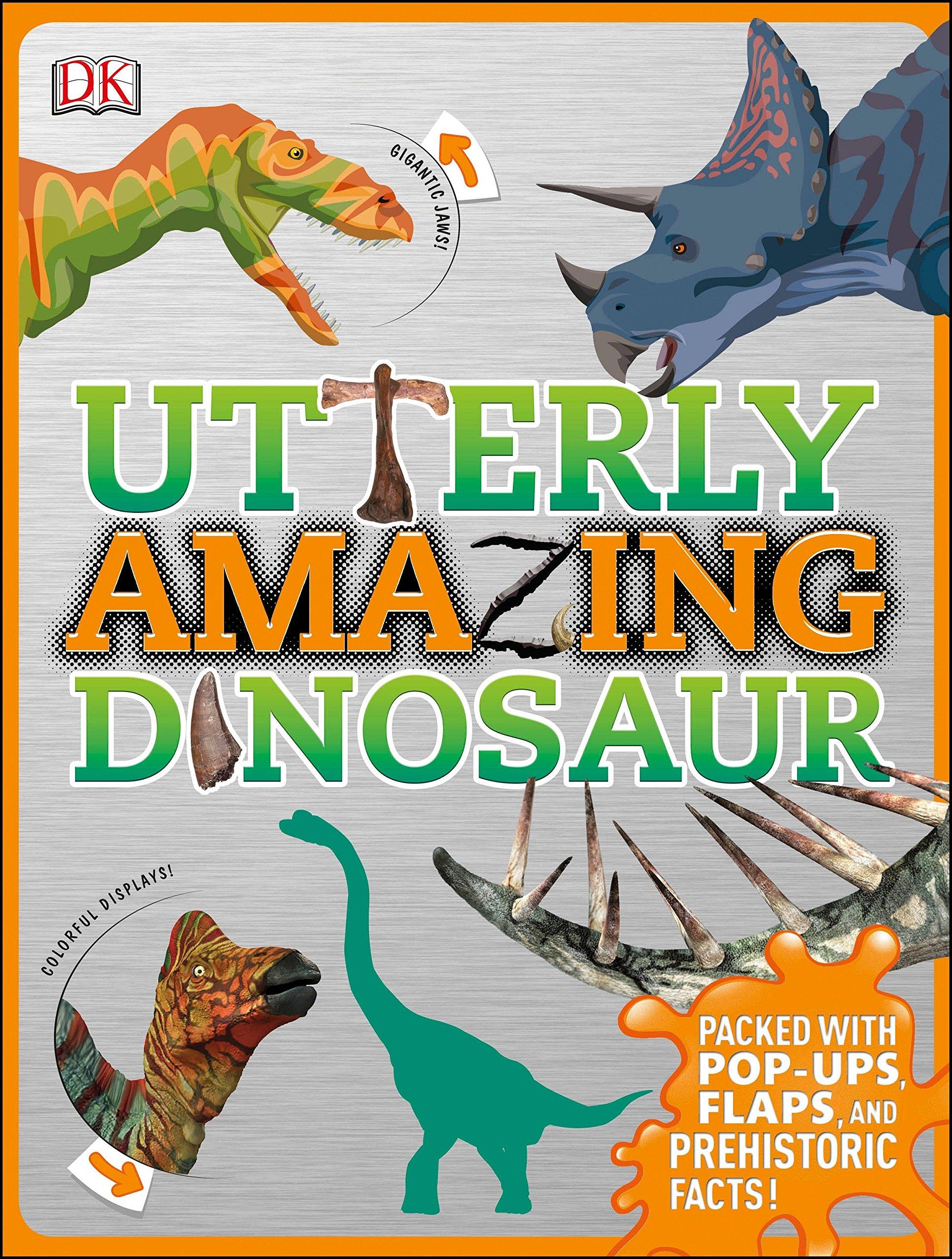 Read Online Utterly Amazing Dinosaur PDF