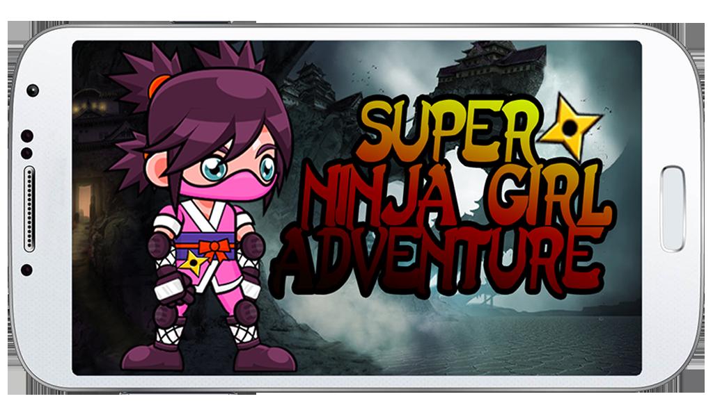 Super Ninja Girl Adventure: Amazon.es: Appstore para Android