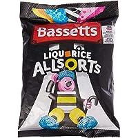 Maynards-Bassetts Liquorice Allsorts Hanging Bag 190g