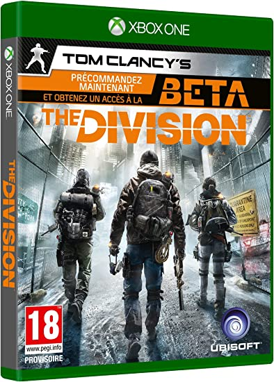 The Division - Xbox One [Importación francesa]: Amazon.es: Videojuegos