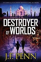 Destroyer of Worlds (ARKANE Book 8)