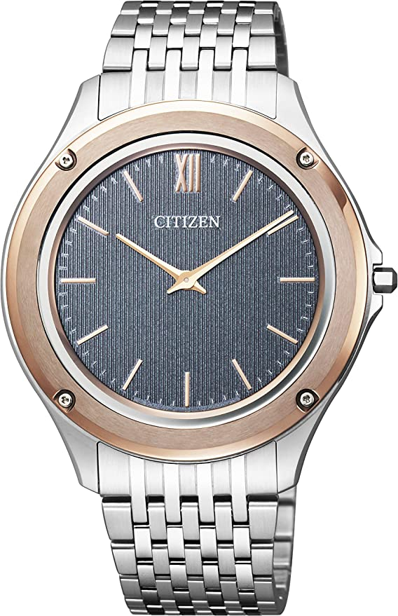 [シチズン] 腕時計 エコ・ドライブ ワン フラッグシップモデル AR5004-59H シルバー