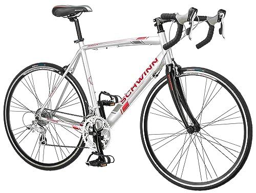 Schwinn Men's Phocus 1600 700C Drop Bar Road Bicycle review