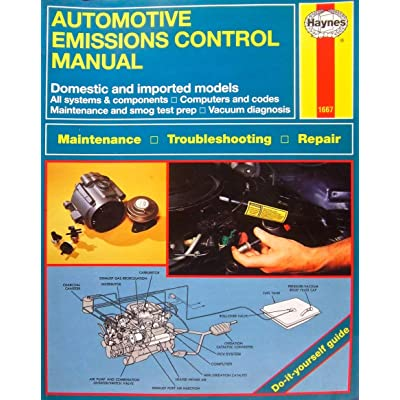 General Automotive Emissions Control Haynes Techbook: Automotive