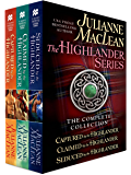 The Highlander Series: Captured by the Highlander, Claimed by the Highlander, Seduced by the Highlander