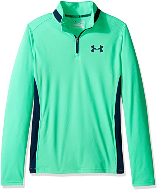 bb07be9c65 Under Armour Boys Fairway 1/4 Zip Shirt
