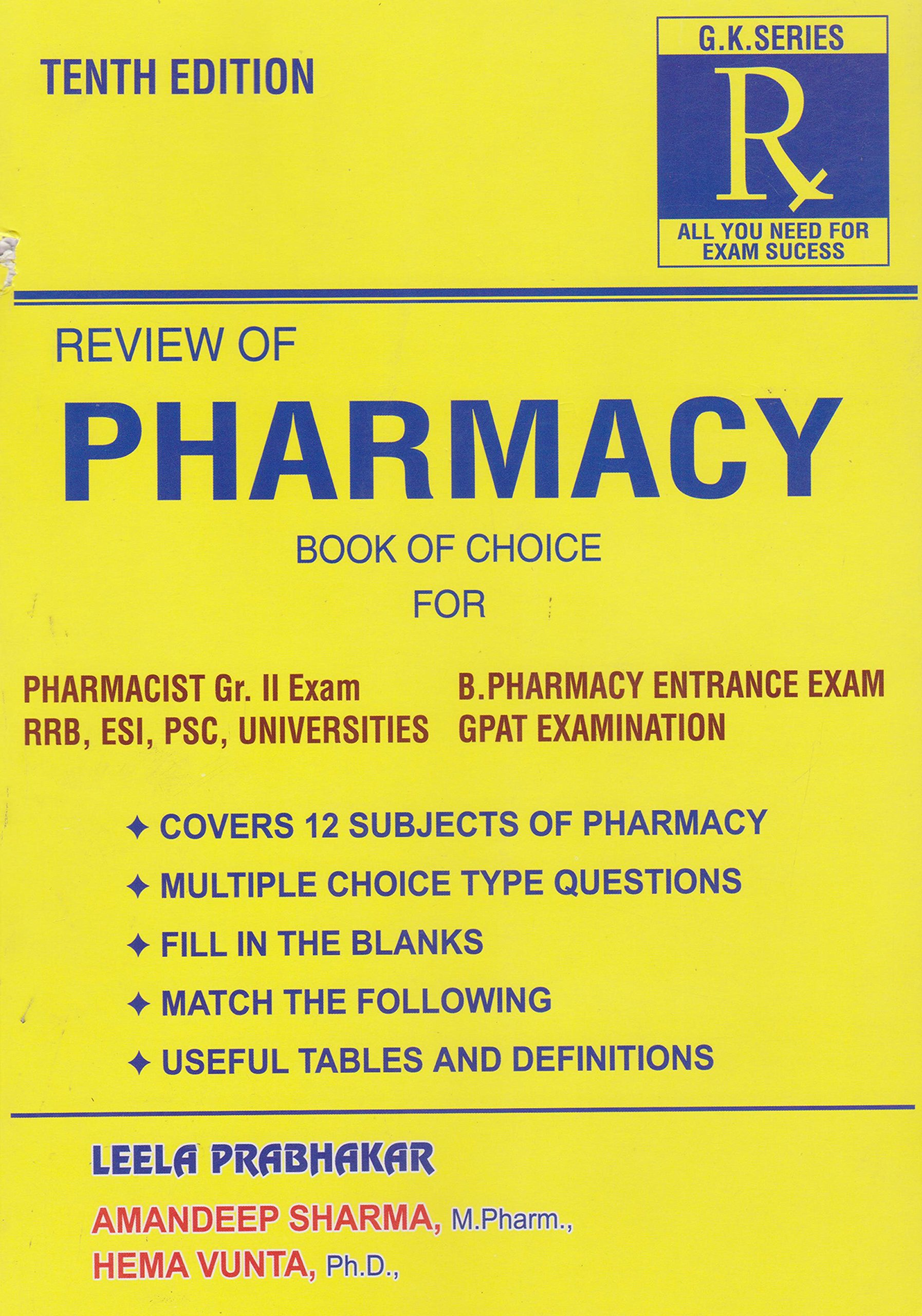 mcq general pharmacology test