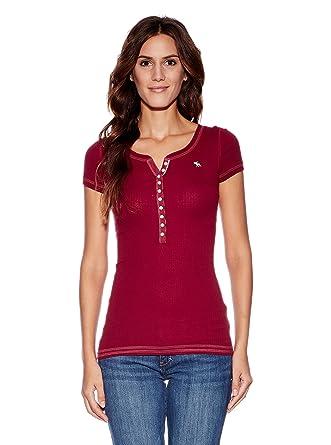 Abercrombie & Fitch Camiseta Toby UVA S: Amazon.es: Ropa y accesorios