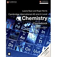Cambridge International AS and A Level Chemistry. Coursebook. Con CD-ROM (Cambridge International Examinations)
