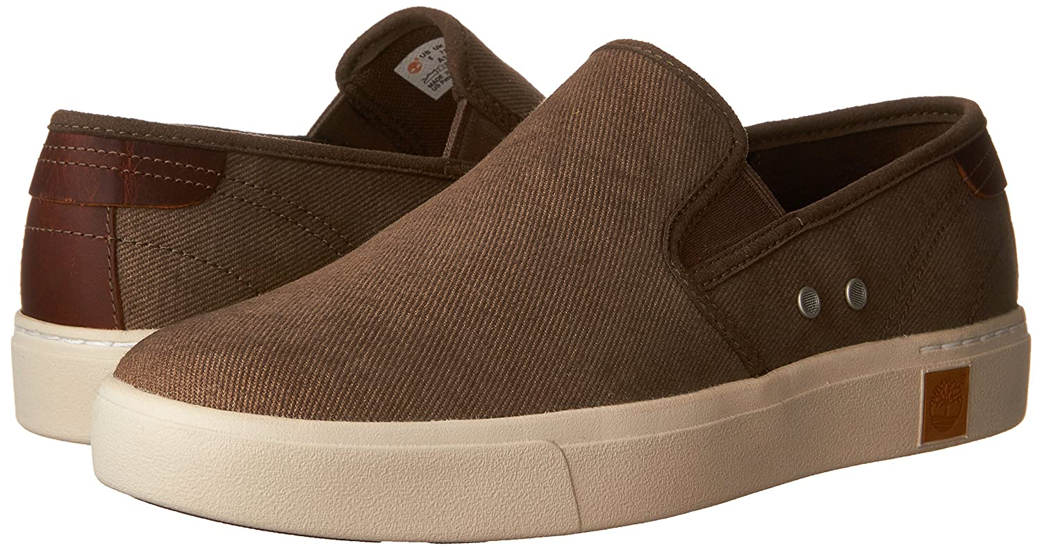 c1e234ad83 Timberland Men's Amherst Double Gore Slip-On Loafers: Amazon.ca: Shoes &  Handbags