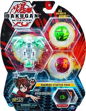 Jouet enfant à collectionner 6045144 Modèle Aléa... Bakugan Starter Pack