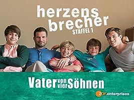 Herzensbrecher - Vater von vier Söhnen - Staffel 1