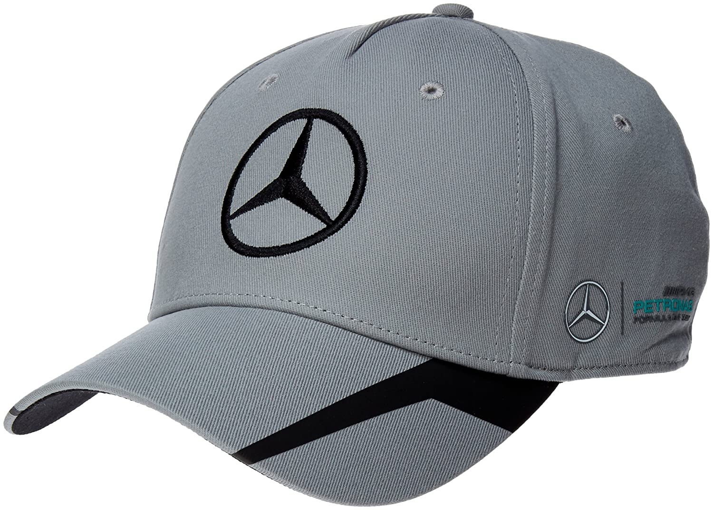 Mercedes AMG Petronas Hombre Mercedes AMG Team Cap 2016 Grey Tapa, Gris, One Size: Amazon.es: Deportes y aire libre