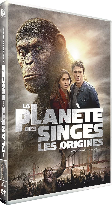 La planète des singes (série de films) (1) : Les origines